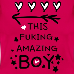 Love this fucking amazing boy Women's T-Shirt - Women's T-Shirt