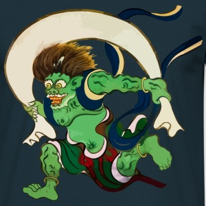 Fuujin - God of Wind T-Shirts - Men's T-Shirt