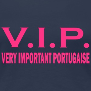Very important portuguaise Tee shirts - T-shirt Premium Femme