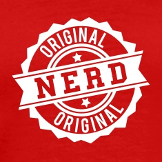 Nerd original stamp T-Shirts
