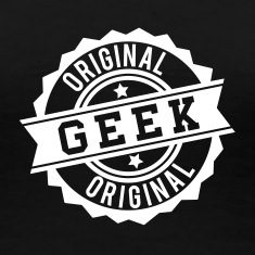 Geek original stamp T-Shirts