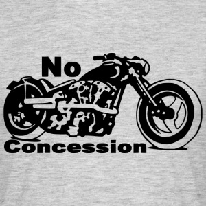 No concession - T-shirt Homme