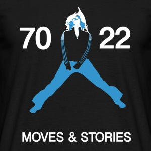 7022 Moves & Stories (Männer Shirt) - Männer T-Shirt