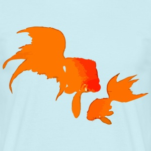 Japanese Gold Fishes T-shirts - Mannen T-shirt