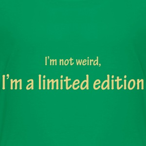 Teenager's I'm a Limited Edition T-shirt - Kids' Premium T-Shirt
