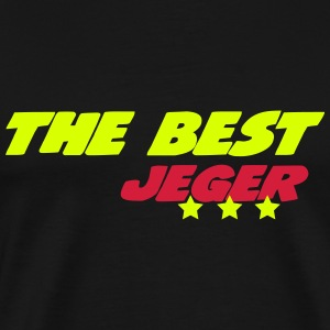 The best jeger T-skjorter - Premium T-skjorte for menn