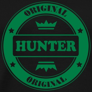 Original hunter T-Shirts - Männer Premium T-Shirt