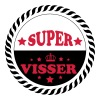 Super visser T-Shirts - Men's Premium T-Shirt
