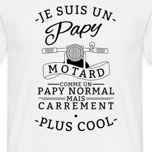 tee shirt papy grand p re spreadshirt. Black Bedroom Furniture Sets. Home Design Ideas