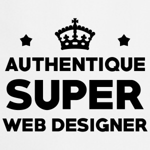 Web Designer / Internet / Net / Art / Design Tabliers - Tablier de cuisine