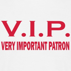 Very important patron Tee shirts - T-shirt Homme