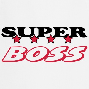 Super boss  Aprons - Cooking Apron