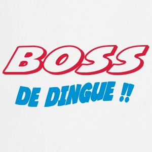 Boss de dingue !!  Aprons - Cooking Apron