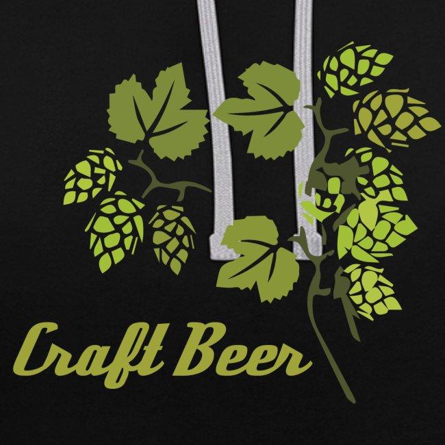 Sudadera Craft Beer