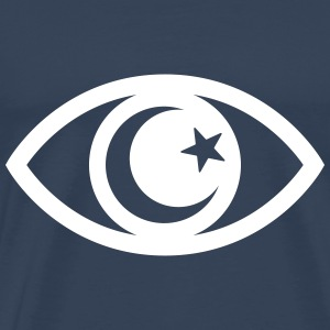 Muslim eye T-Shirts - Men's Premium T-Shirt