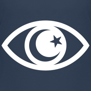 Muslim eye Shirts - Teenage Premium T-Shirt