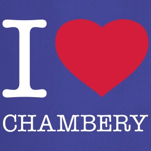 I LOVE CHAMBERY  Aprons - Cooking Apron