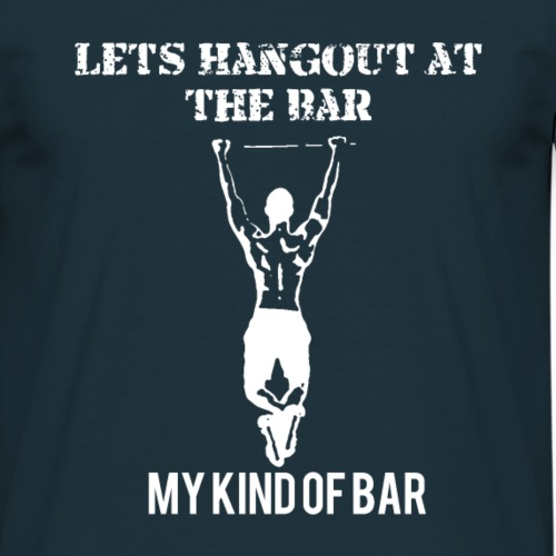 Lets Hangout at the Bar