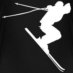 Ski T-shirts - Teenager premium T-shirt