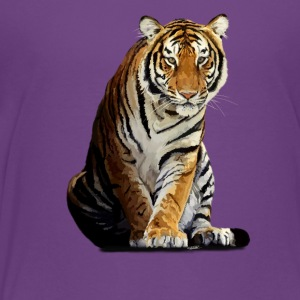 tiger T-Shirts - Teenager Premium T-Shirt