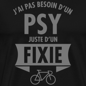 Psy - Fixie Tee shirts - T-shirt Premium Homme