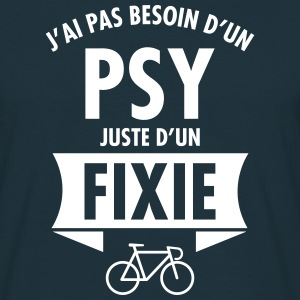 Psy - Fixie Tee shirts - T-shirt Homme