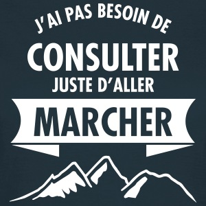 Consulter - Marcher Tee shirts - T-shirt Femme