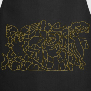 Pergamon Altar Berlin  Aprons - Cooking Apron