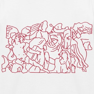 Pergamonaltar Berlin T-Shirts - Kinder Baseball T-Shirt