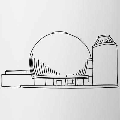 Zeiss-Großplanetarium Berlin Prenzlauer Ber