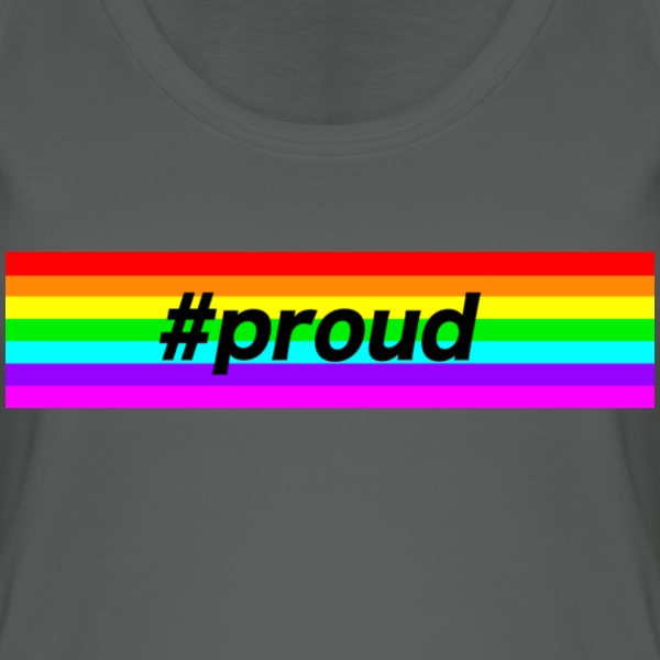 Pride  Tops - Women's Organic Tank Top