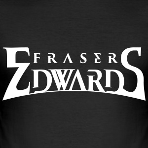 Fraser Edwards Logo T Shirt. - Men's Slim Fit T-Shirt