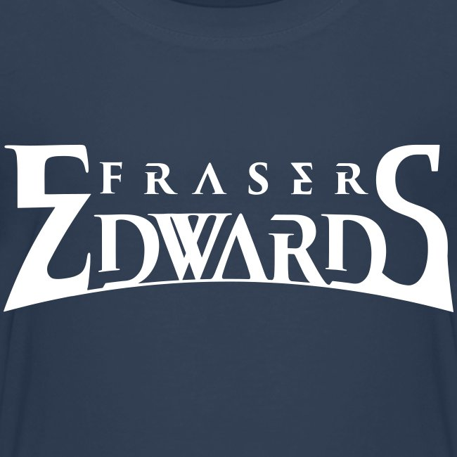 Kids Fraser Edwards Logo T Shirt