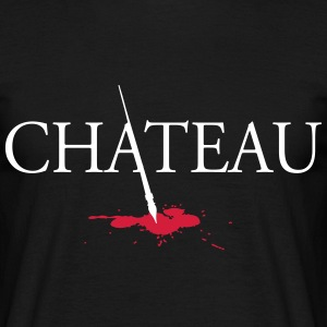 Chateau version 2 - T-shirt Homme