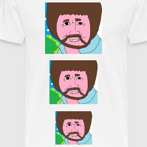 Bob Ross - Men's Premium T-Shirt