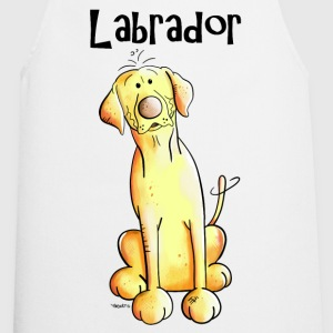 Yellow Labrador  Aprons - Cooking Apron