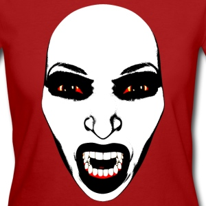 Vamp Face Women's Organic T-Shirt - Frauen Bio-T-Shirt