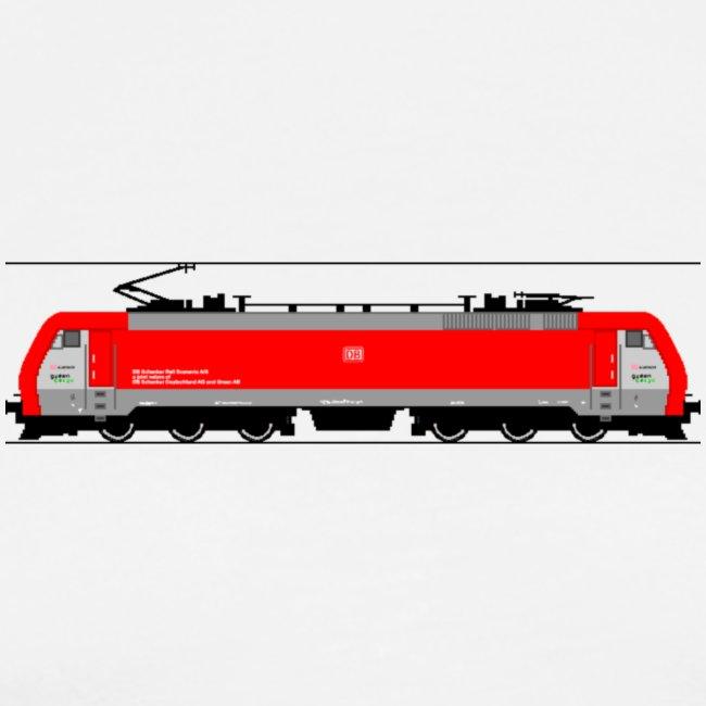 RSC litra EG rød