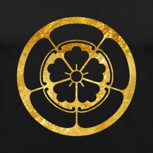 Oda Mon Japanese samurai clan in gold