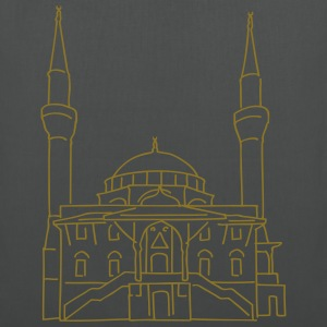 Sehitlik Mosque Berlin Bags & Backpacks - Tote Bag
