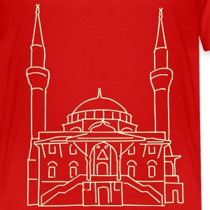 Sehitlik Mosque Berlin Shirts - Teenage Premium T-Shirt