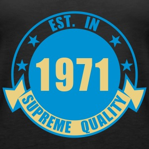1971 Supreme Tops - Frauen Premium Tank Top