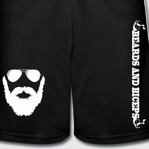 Beards And Biceps Viking Shorts - Fotbollsshorts herr