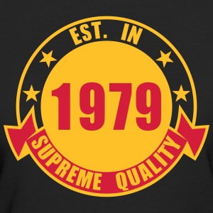 1979 Supreme T-Shirts - Frauen Bio-T-Shirt