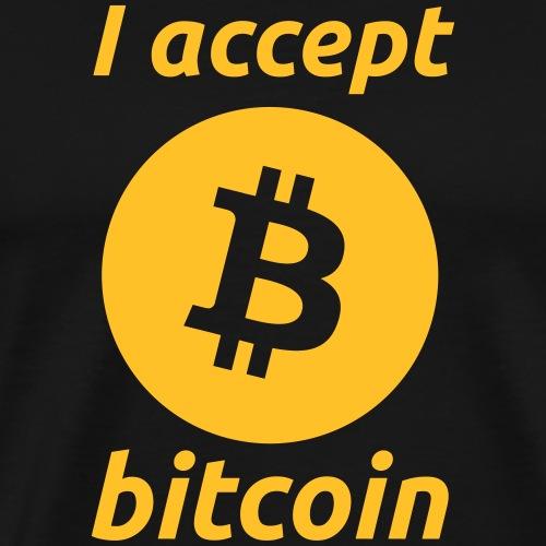 I Accept Bitcoin's