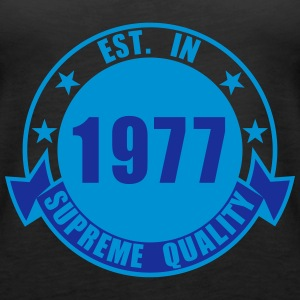 1977 Supreme Tops - Women's Premium Tank Top