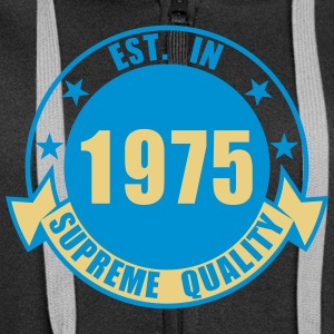 1975 Supreme Hoodies & Sweatshirts - Women's Premium Hooded Jacket