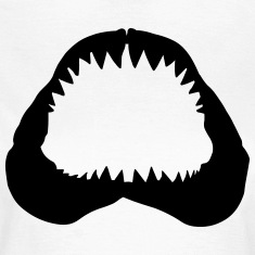 Shark Jawbone T-Shirts