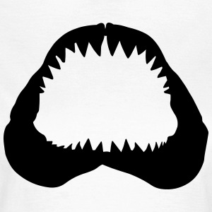 Shark Jawbone T-Shirts - Women's T-Shirt