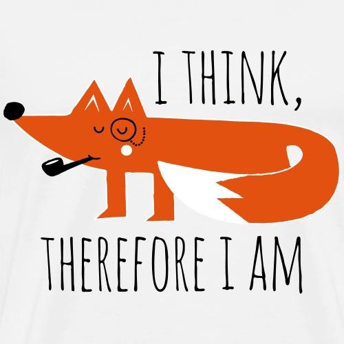 Fox Fox claims philosophy geek nerd